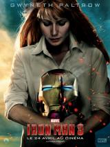 IRON MAN 3 - Pepper Potts Poster