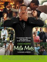 MILLE MOTS - Poster