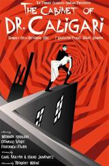 THE CABINET OF DR. CALIGARI (2012) - Poster