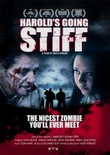 HAROLD'S GOING STIFF - Poster