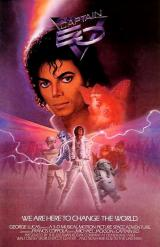 CAPTAIN EO - Poster