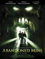 ABANDONED MINE - Poster