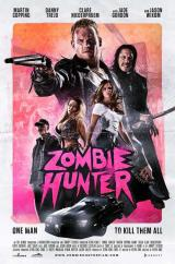 ZOMBIE HUNTER (2013) - Poster