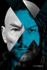 X-MEN : DAYS OF FUTURE PAST - Teaser Poster : Professor X