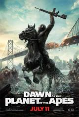 DAWN OF THE PLANET OF THE APES - Teaser Poster 2