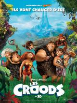 Les croods - Poster