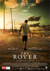 THE ROVER - Poster