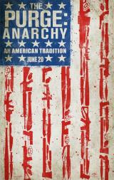 THE PURGE : ANARCHY - Teaser Poster