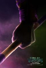NINJA TURTLES (2014) - Donatello Hand Teaser Poster