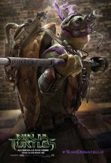NINJA TURTLES (2014) - Donatello Teaser Poster