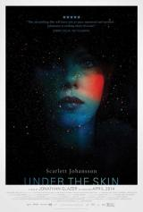 UNDER THE SKIN (2013) - Poster