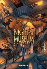 NIGHT AT THE MUSEUM : SECRET OF THE TOMB - Teaser Poster 2