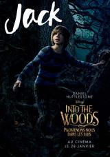 INTO THE WOODS  - Poster : Jack