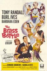 THE BRASS BOTTLE - Poster