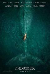 IN THE HEART OF THE SEA - Teaser Poster