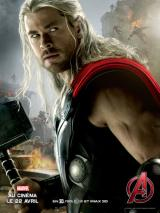 AVENGERS : L'ERE D'ULTRON - Thor Poster