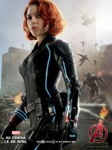 AVENGERS : L'ERE D'ULTRON - Black Widow Poster