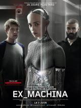 EX_MACHINA - Poster