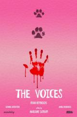 THE VOICES - Poster