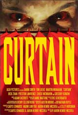 CURTAIN - Poster