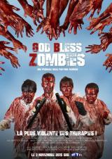 GOD BLESS ZOMBIES - Poster