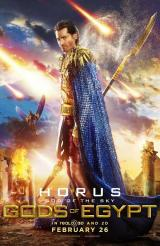 GODS OF EGYPT - Horus Poster