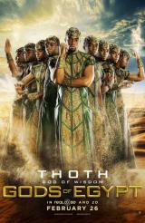 GODS OF EGYPT - Thoth Poster