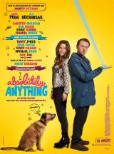 ABSOLUTELY ANYTHING - Poster
