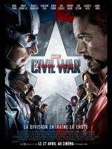 Captain America Civil War - Poster