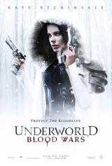 UNDERWORLD: BLOOD WARS - Poster