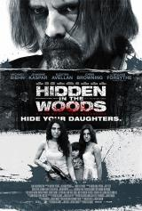 HIDDEN IN THE WOODS - Poster