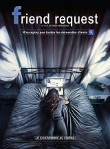FRIEND REQUEST - Poster
