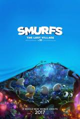 SMURFS: THE LOST VILLAGE - Teaser Poster