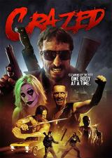 CRAZED (FURY: THE TALES OF RONAN PIERCE) - Poster