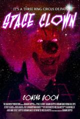 SPACE CLOWN - Poster