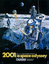 2001, A SPACE ODYSSEY Poster 7