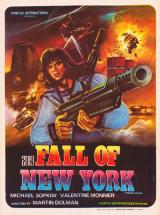 2019 FALL OF NEW YORK - Poster