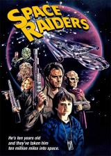 SPACE RAIDERS - Poster