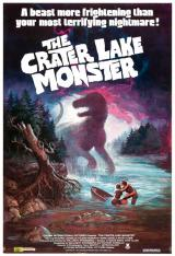THE CRATER LAKE MONSTER - Poster