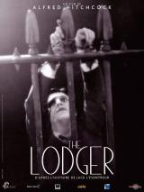 THE LODGER (1926) - Poster ressortie 2010