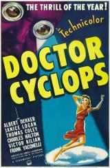 DOCTOR CYCLOPS - Poster