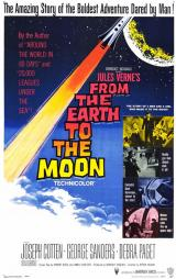 FROM THE EARTH TO THE MOON - Poster