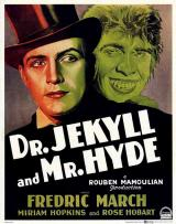 DR. JEKYLL AND MR. HYDE - Poster