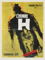 ex: L'homme H - Poster
