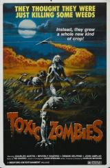 TOXIC ZOMBIES - Poster