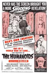 THE CREATION OF THE HUMANOIDS - Poster