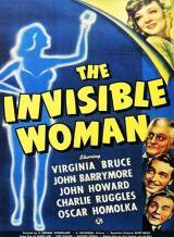 THE INVISIBLE WOMAN - Poster