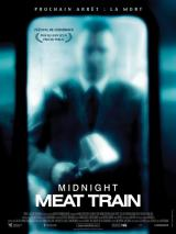 MIDNIGHT MEAT TRAIN - Poster fran�ais