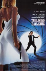 THE LIVING DAYLIGHTS - Poster