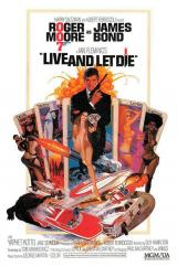 LIVE AND LET DIE - Poster